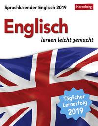 Sprachkalender Englisch - Kalender 2019