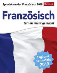 Sprachkalender Französisch - Kalender 2019