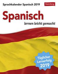 Sprachkalender Spanisch 2019