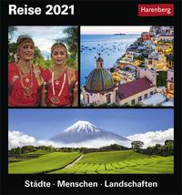 Reise Kalender 2021
