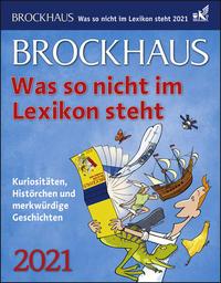 Brockhaus Was so nicht im Lexikon steht Kalender 2021
