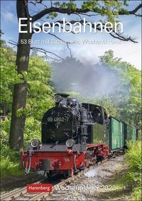 Eisenbahnen Kalender 2022