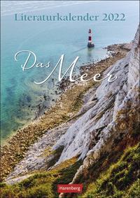 Literaturkalender Das Meer 2022