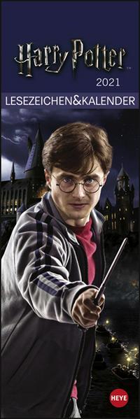 Harry Potter Lesezeichen & Kalender Kalender 2021