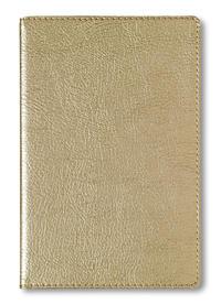 Adressbuch Glamour Gold - 112 Seiten - (11 x 17)