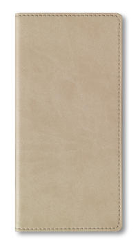 Adressbuch Pocket Tucson Cream - 112 Seiten - (8,5 x 17,3)