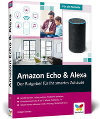 Cover: Holger Gerdes Amazon Echo & Alexa