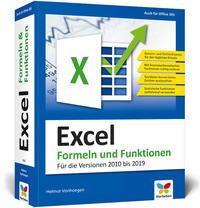 Cover: Helmut Vonhoegen Excel : Formeln und Funktionen