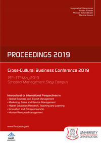 Cross-Cultural Business Conference 2019