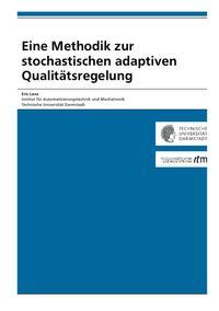 Eine Methodik zur stochastischen adaptiven Qualitätsregelung