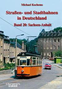 Strassen- und Stadtbahnen in Deutschland - Sachsen-Anhalt