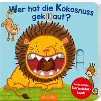 Cover: Thorsten Saleina Wer hat die Kokosnuss gek(l)aut