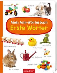 Mein Mini-Wörterbuch - Erste Wörter