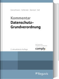 Kommentar Datenschutz-Grundverordnung