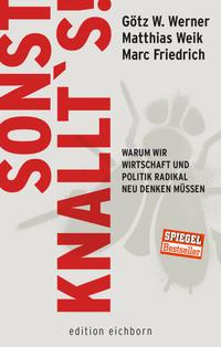 Cover: Wernder W. Götz Sonst knallt's!
