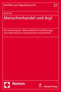 Menschenhandel und Asyl