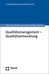 Qualitätsmanagement - Qualitätsentwicklung