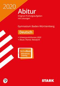 STARK Abiturprüfung BaWü 2020 - Deutsch