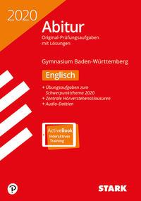 STARK Abitur Baden-Württemberg 2020 - Englisch