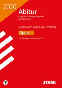 STARK Abiturprüfung Baden-Württemberg Gymnasium 2020 - Sport