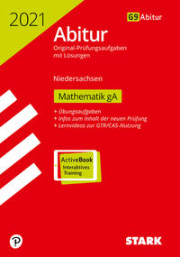 STARK Abiturprüfung Niedersachsen 2021 - Mathematik GA
