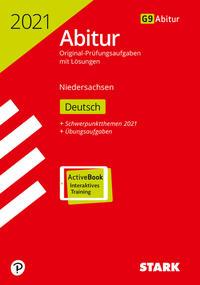 STARK Abiturprüfung Niedersachsen 2021 - Deutsch GA/EA