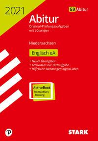 STARK Abiturprüfung Niedersachsen 2021 - Englisch EA