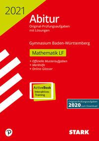 STARK Abiturprüfung BaWü 2021 - Mathematik Leistungsfach