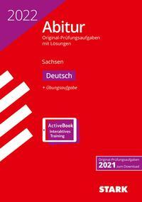 STARK Abiturprüfung Sachsen 2022 - Deutsch GK/LK