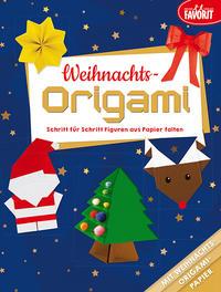 Weihnachts-Origami