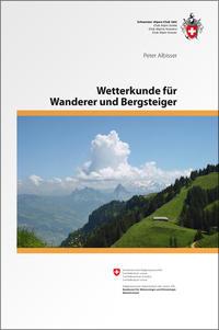 Cover: Peter Albisser Wetterkunde für Wanderer und Bergsteiger