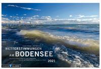 Wetterstimmungen am Bodensee 2021