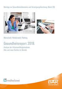 DAK-Gesundheitsreport 2019