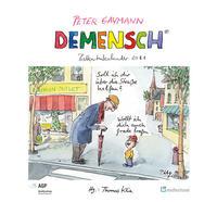 Demensch. Postkartenkalender 2021