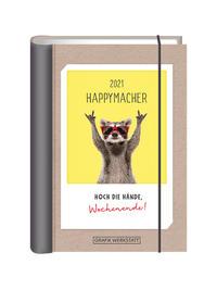 Terminplaner 2021 'Happymacher'