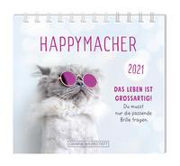 Mini-Kalender 2021 'Happymacher'
