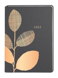 Terminplaner NatureArt 'Blätter' 2022