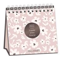 Tischkalender 2022 'träume - plane - bewege'