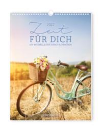 Wochenkalender 2022 'Zeit für dich'