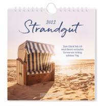 Postkartenkalender 2022 'Strandgut'