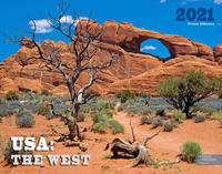 USA The West 2021