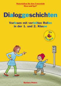 Dialoggeschichten / Silbenhilfe