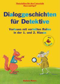 Dialoggeschichten für Detektive / Silbenhilfe