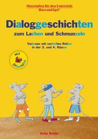 Dialoggeschichten zum Lachen und Schmunzeln - Silbenhilfe