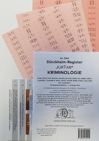Dürckheim-Register Nr. 2245 Kriminologie