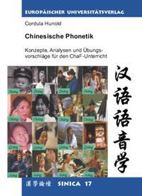 Chinesische Phonetik