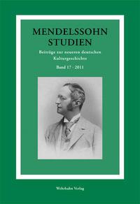 Mendelssohn-Studien 17