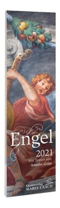 Lesezeichenkalender - Engel 2021