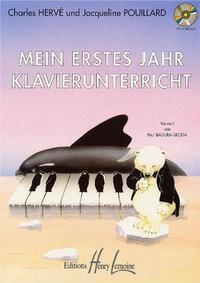 Mein erstes Jahr Klavierunterricht
