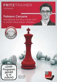 Navigating the Ruy Lopez Vol.1 - A world-class player explains